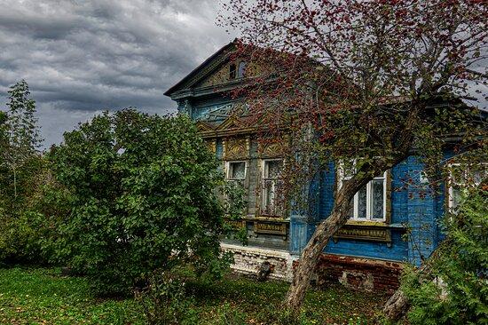 Vladimir Oblast, Russia: Осень...