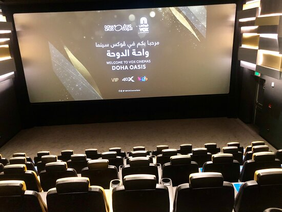 VOX Cinemas Doha Oasis