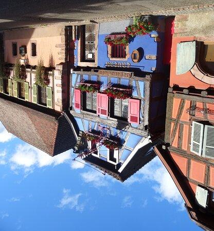 Niedermorschwihr Old Town