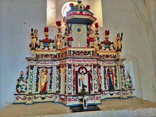 Eglise Notre-Dame De L'Assomption À Seigné