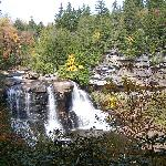 Blackwater Falls, Oct. 13, 2010