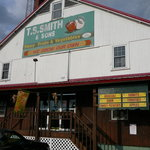 Exterior of T.S. Smith's
