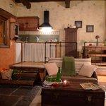 Salon apartamento Augua