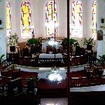 Zion Church, Leone