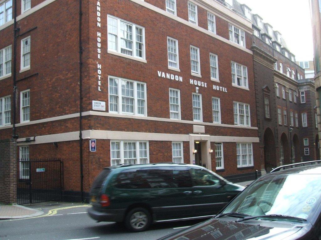 โรงแรมแวนดอน เฮ้าส์