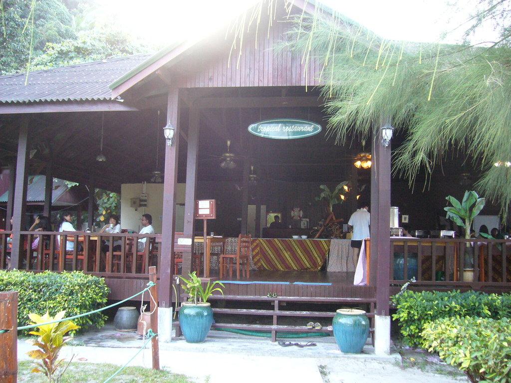 Lang Sari Resort