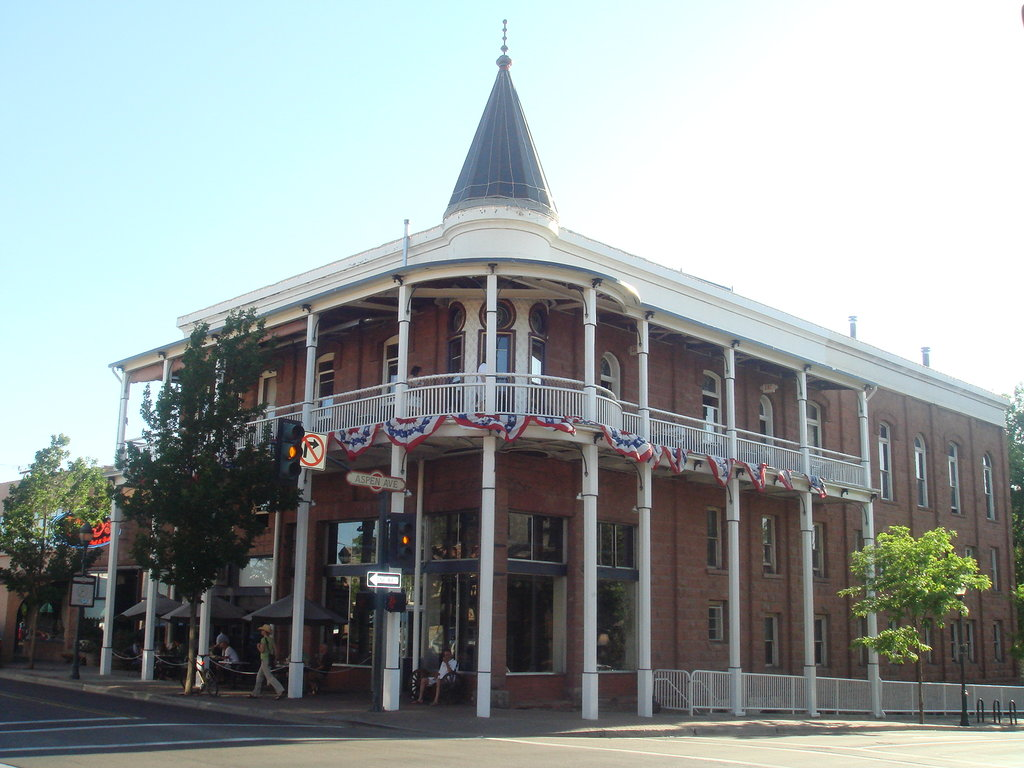 Weatherford Hotel