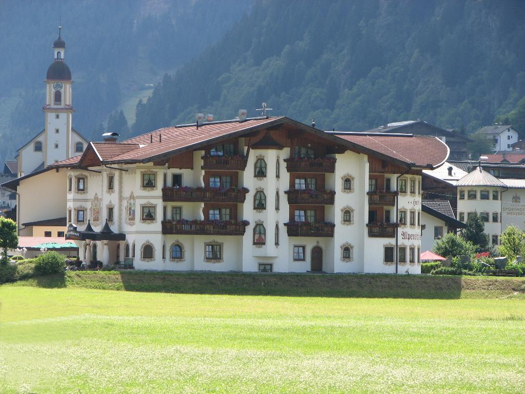 Alpenschloessl Hotel