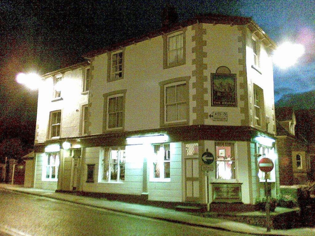 Bridge Inn Conwy