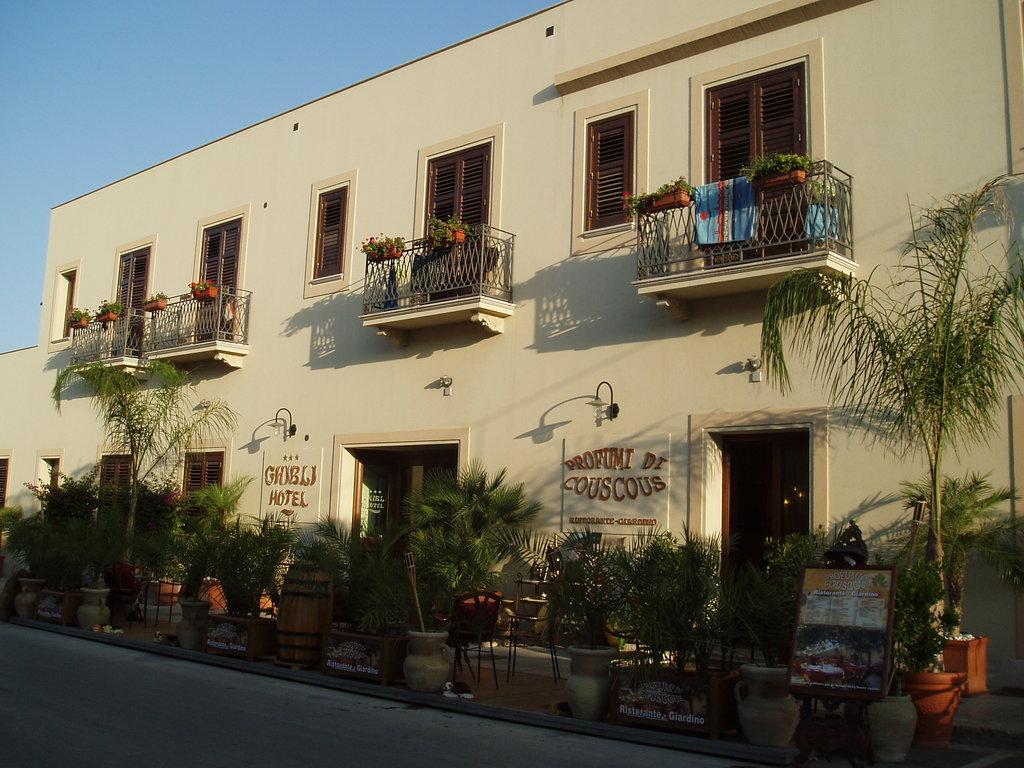Ghibli Hotel