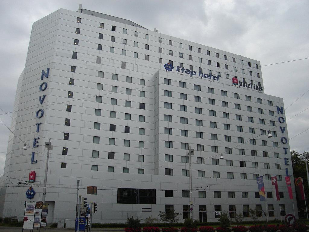 伯爾尼博覽會宜必思經濟飯店