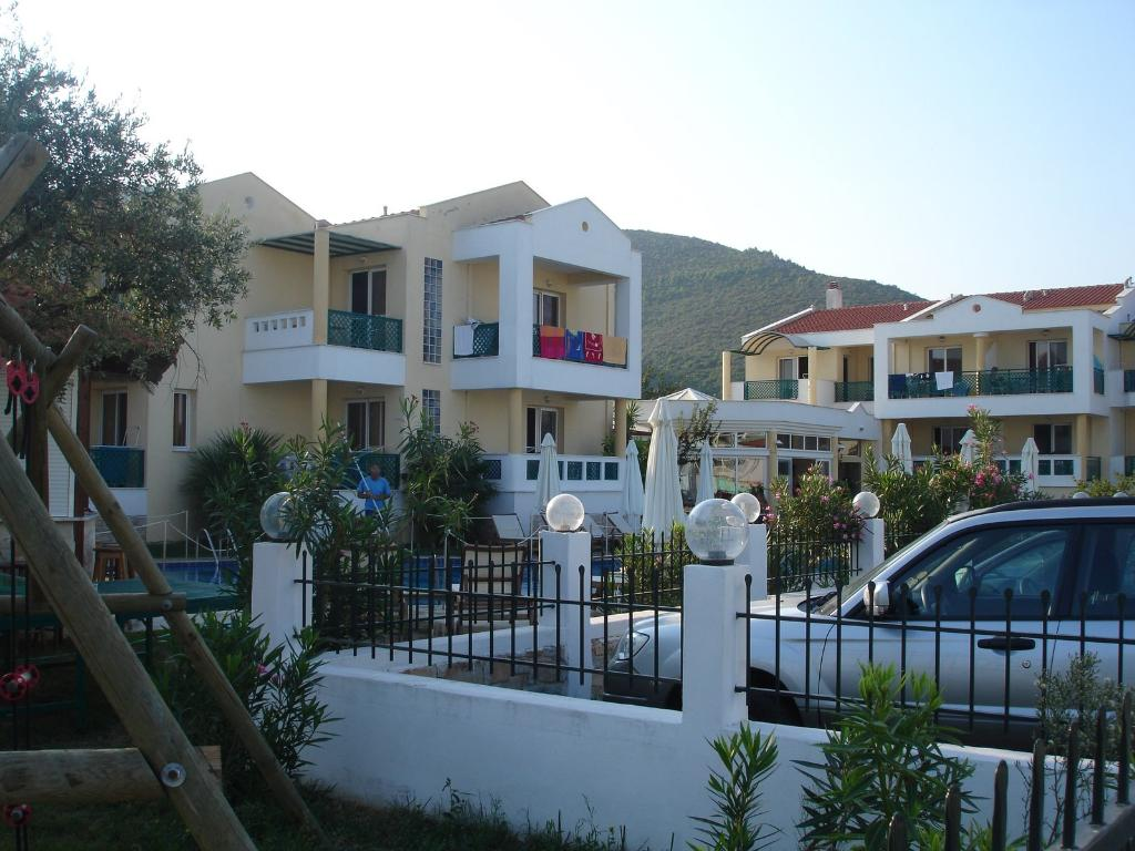 ‪Aegean Sun Apartments‬