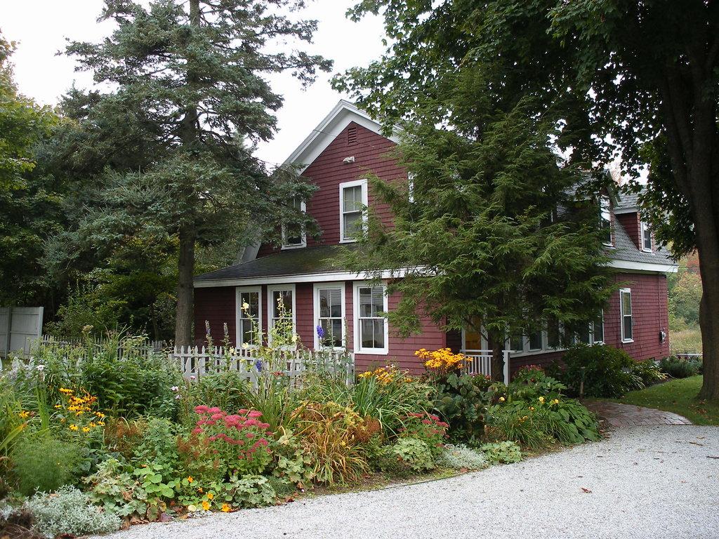 Pond House