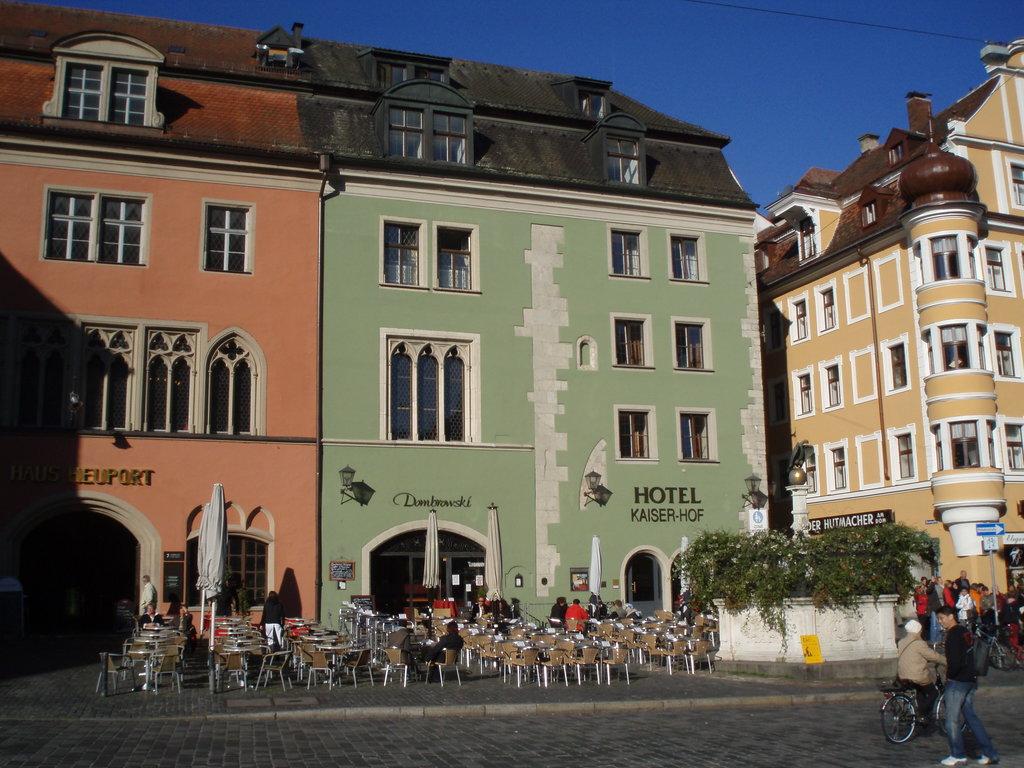 The Kaiserhof Hotel