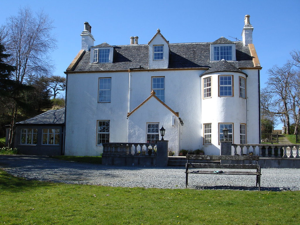 Greshornish House Hotel