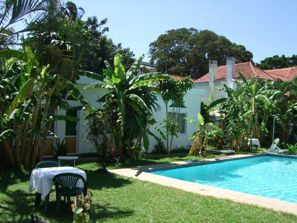 曼加斯花園別墅飯店