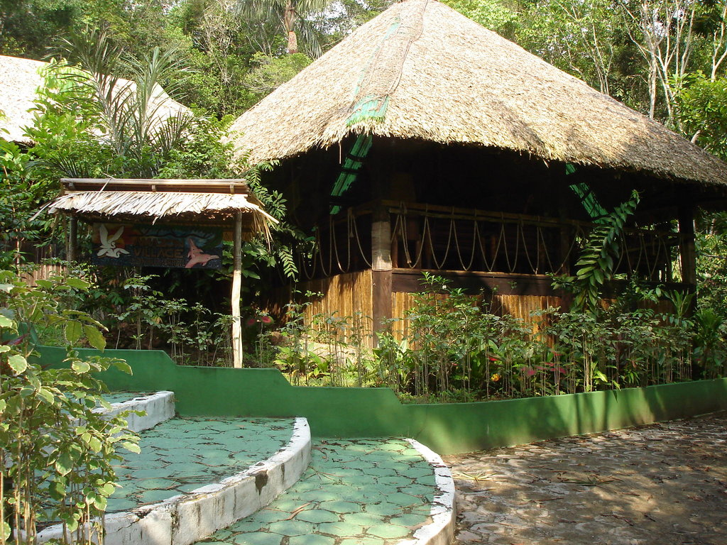 ‪Amazon Village Jungle Lodge‬