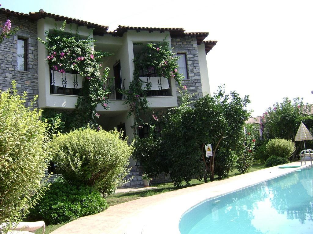 橄欖園公寓式飯店