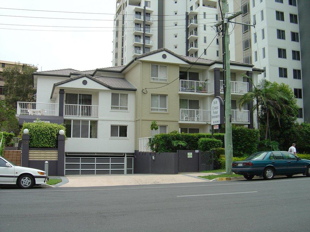 Cypress Avenue Apartments
