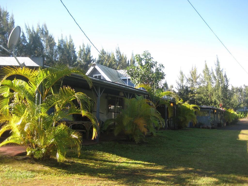 菠蘿園——火山酒店