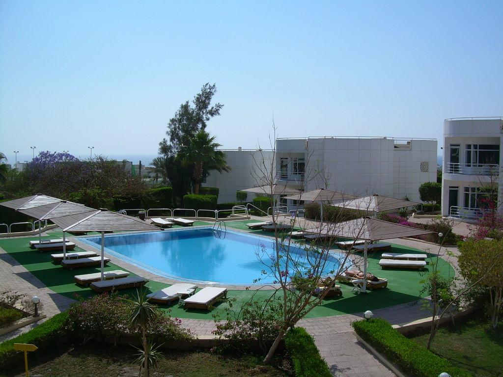 沙姆礁石飯店