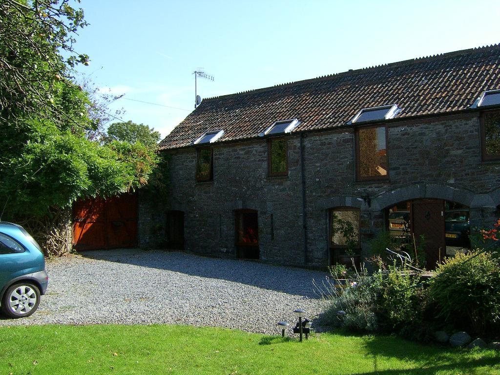 Laugharne Coach House