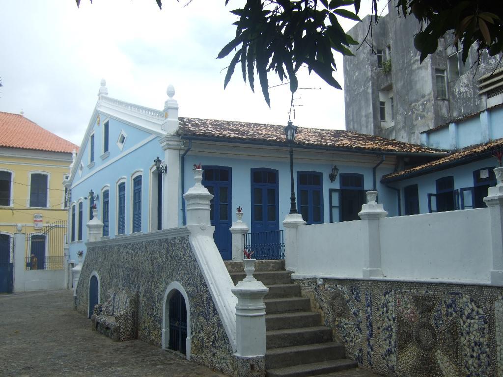 Pousada Barroco na Bahia