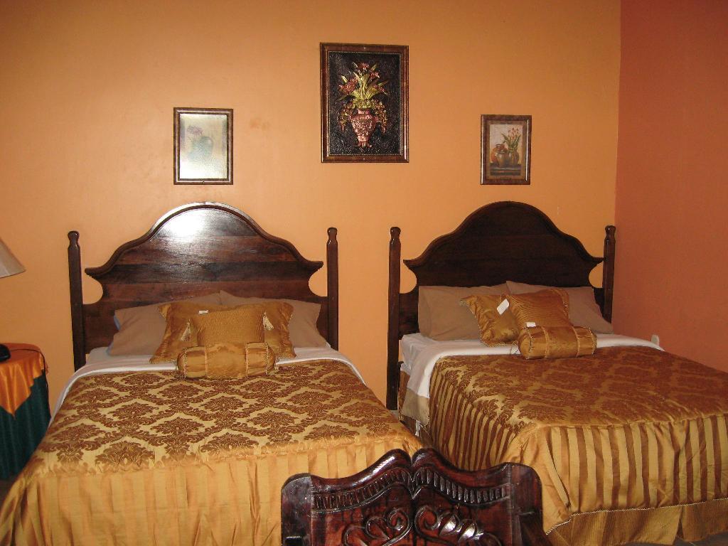 Hotel Maya Copan