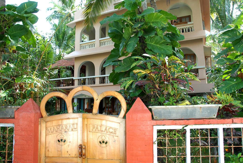 Maharaju Palace