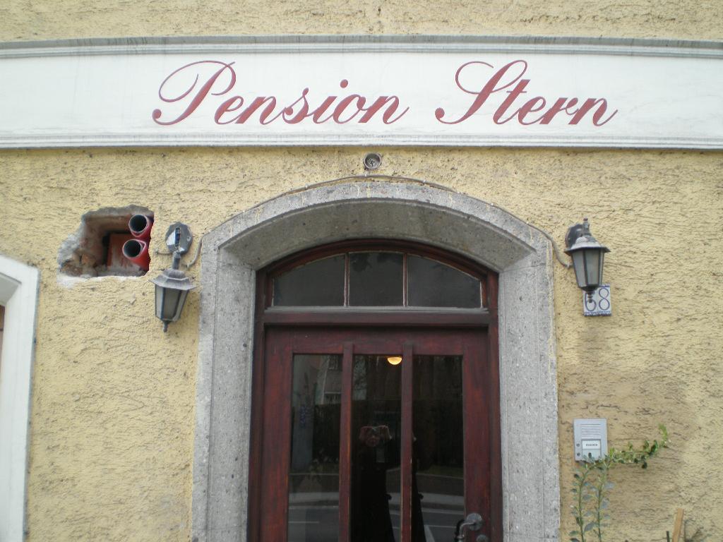 Pension Stern M.u.M. Wiesmann