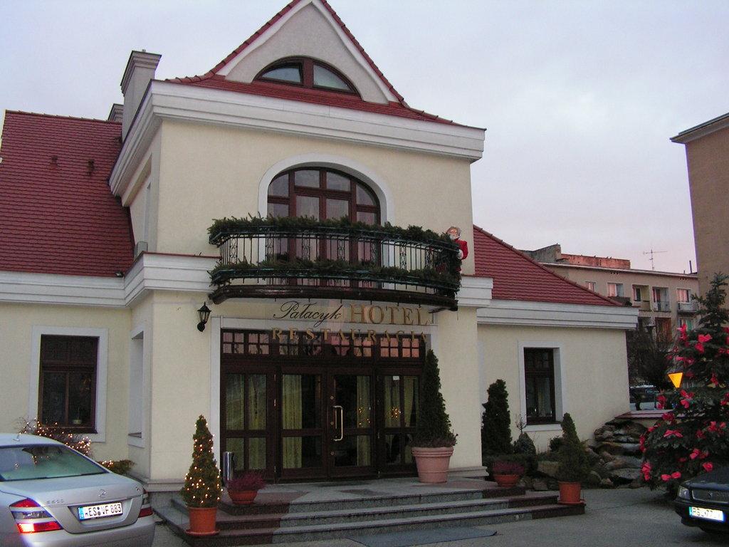 Hotel Palacyk
