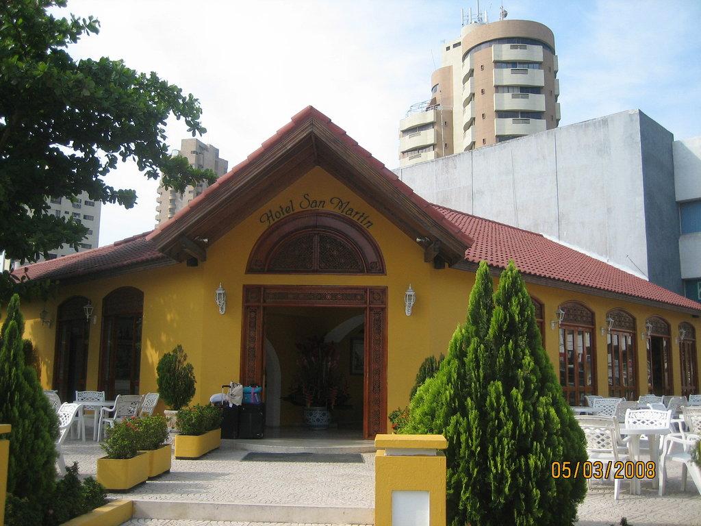 聖馬丁酒店