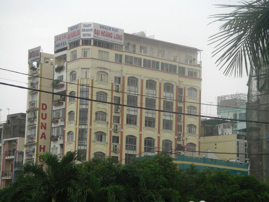 โรงแรมไจแอนท์ดราก้อน