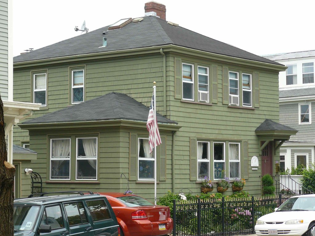Kitt Shepley House 1932