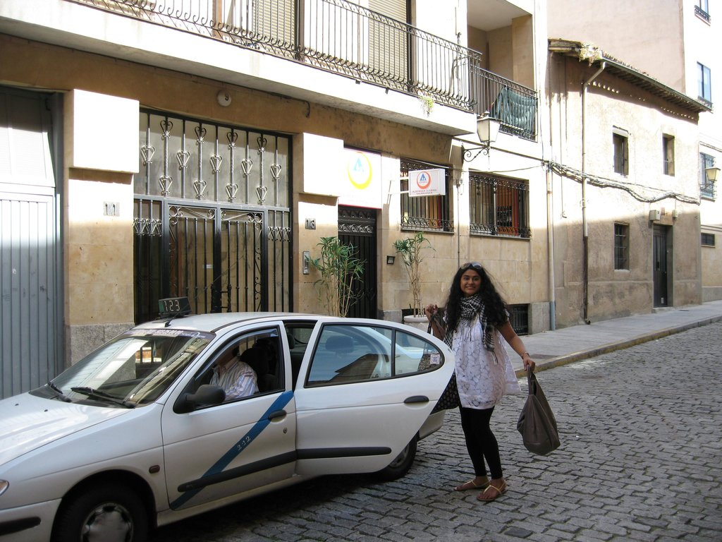 Albergue Juvenil de Salamanca