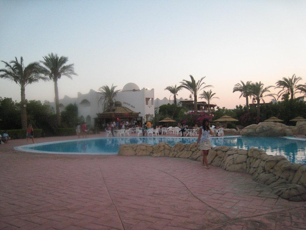 Maxi Village Sinai Garden