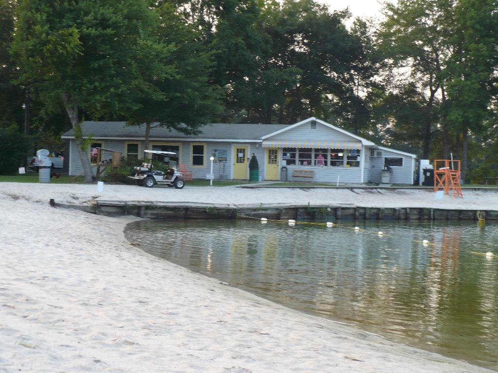 Lake Leamon Campground