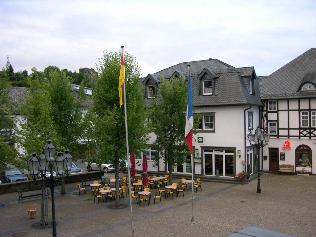 Hotel Restaurant Buergerstube
