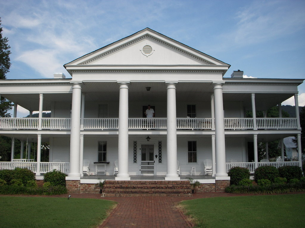 Winston Place: An Antebellum Mansion