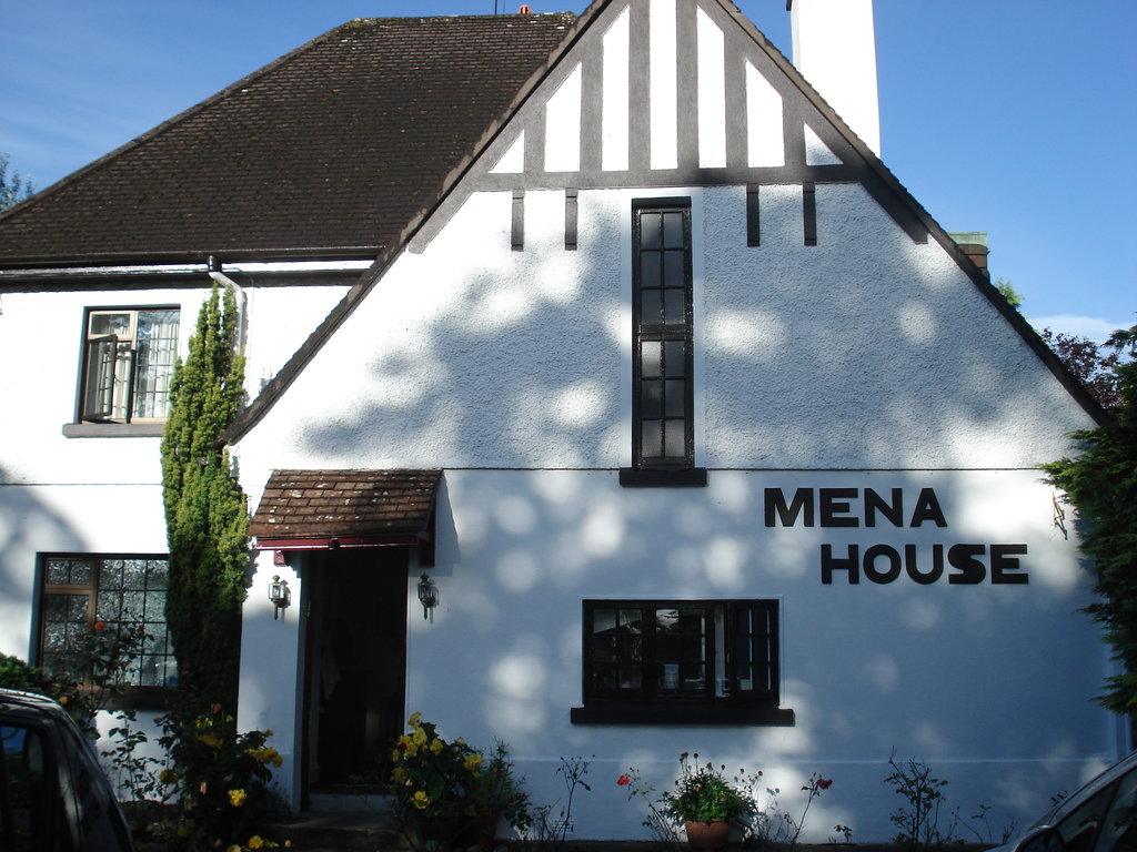 Mena House B&B