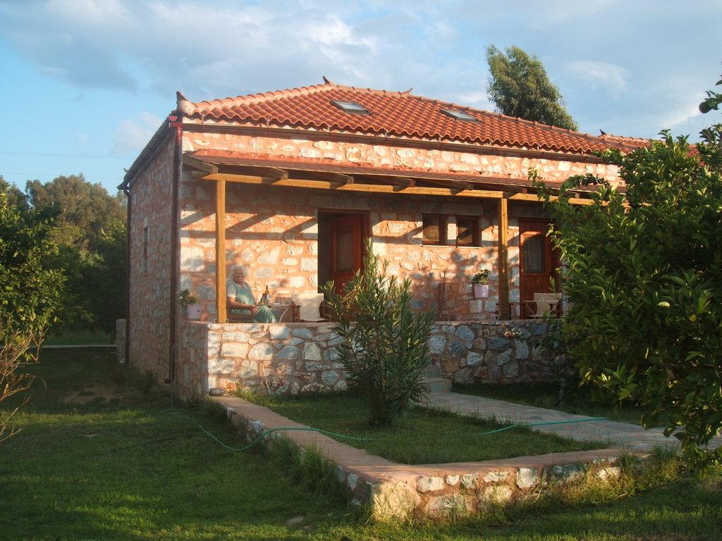 Agroktima Boukouvala Apartments