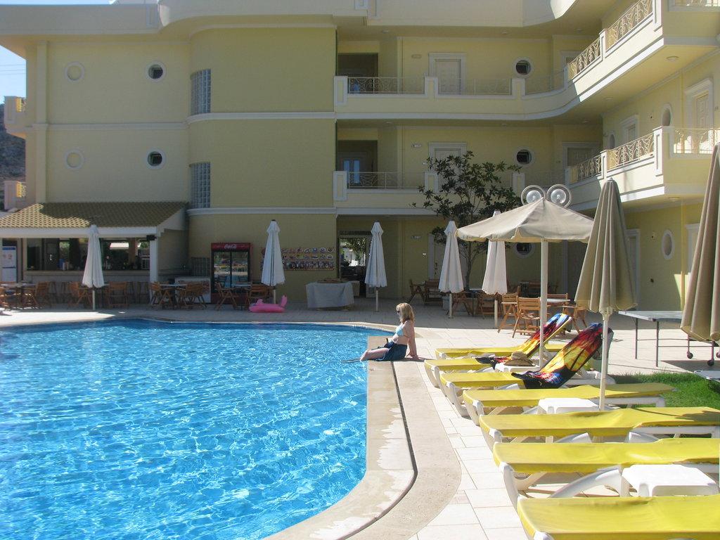 Pela Sofia Apartments
