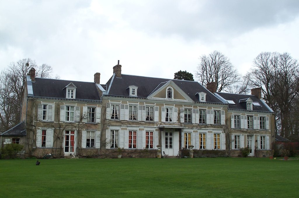 ‪Chateau de Beauvoir‬