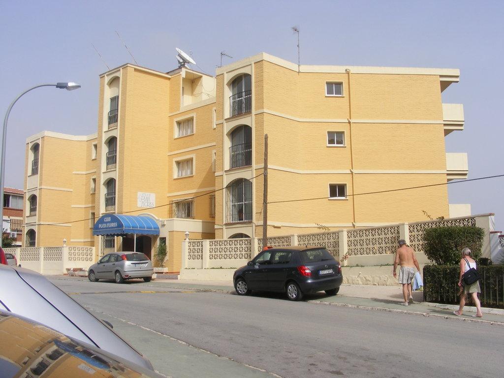 Club Playa Flores