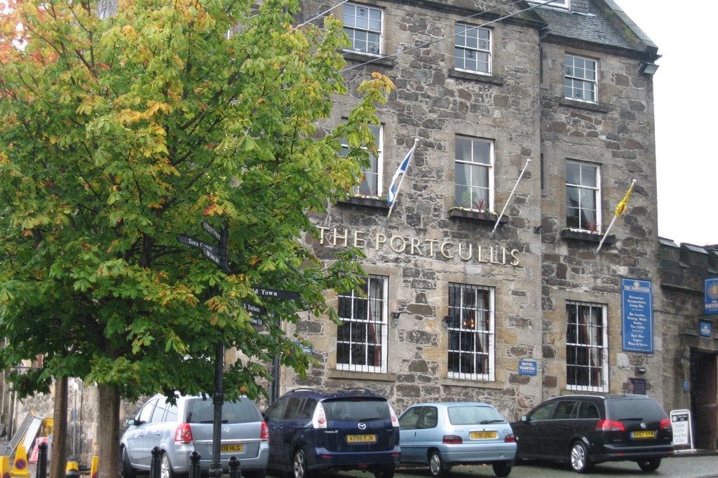 The Portcullis Hotel