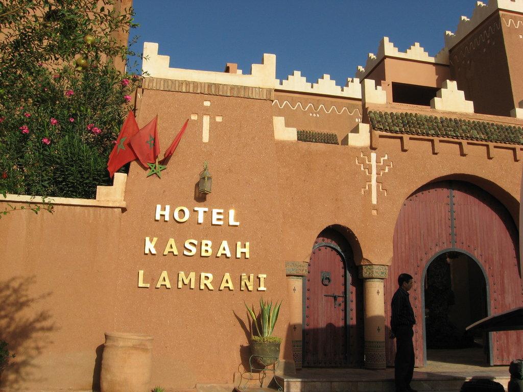 Hotel Kasbah Lamrani