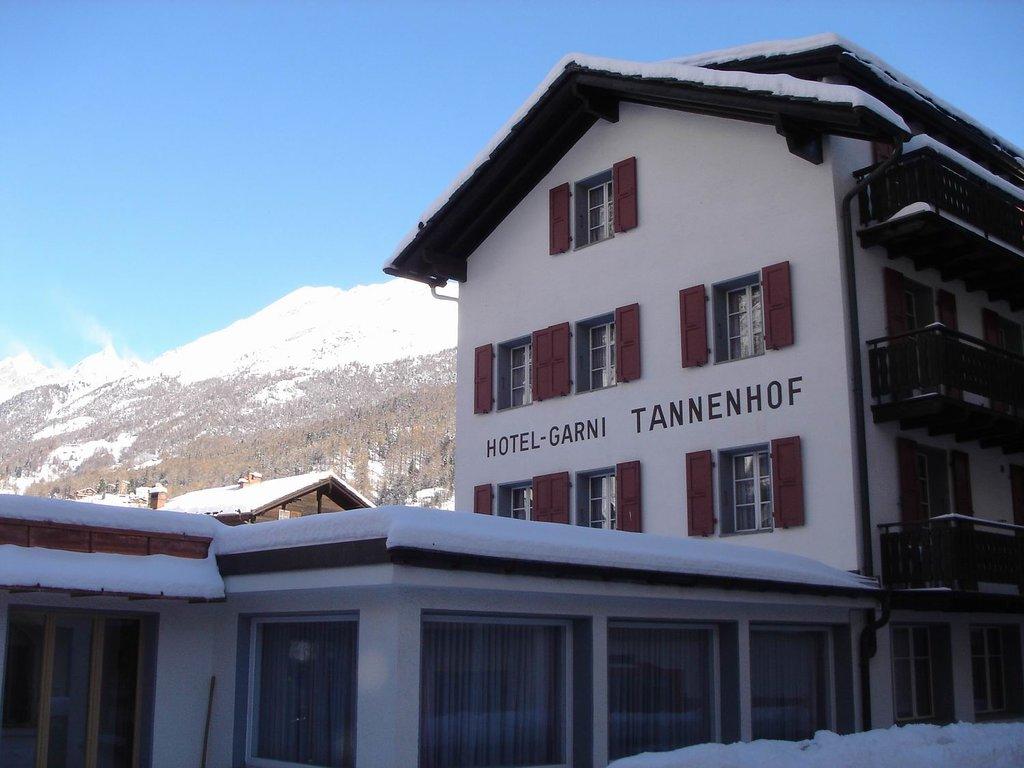 Hotel Garni Tannenhof