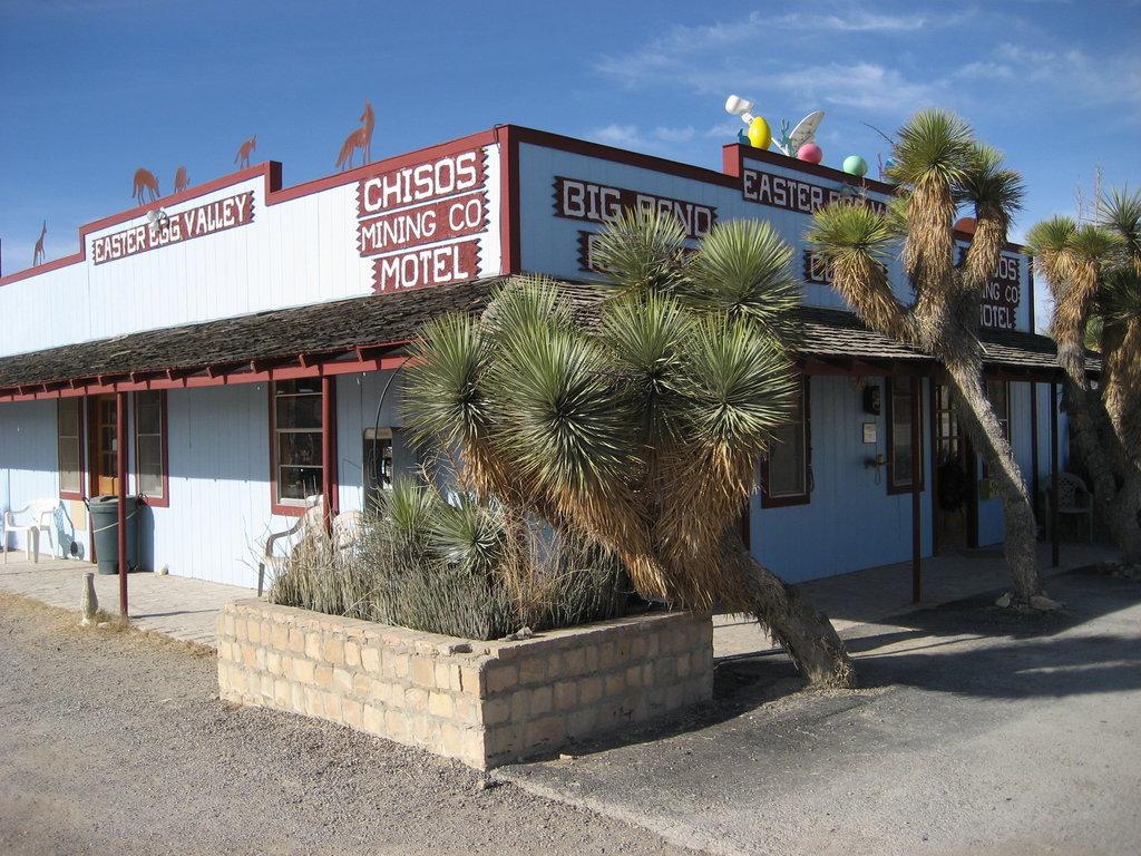Chisos Mining Company Motel