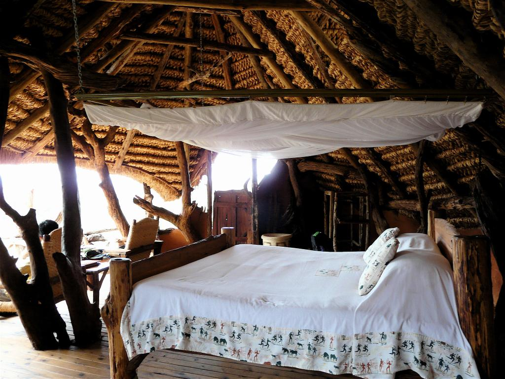 ‪Il Ngwesi Lodge‬