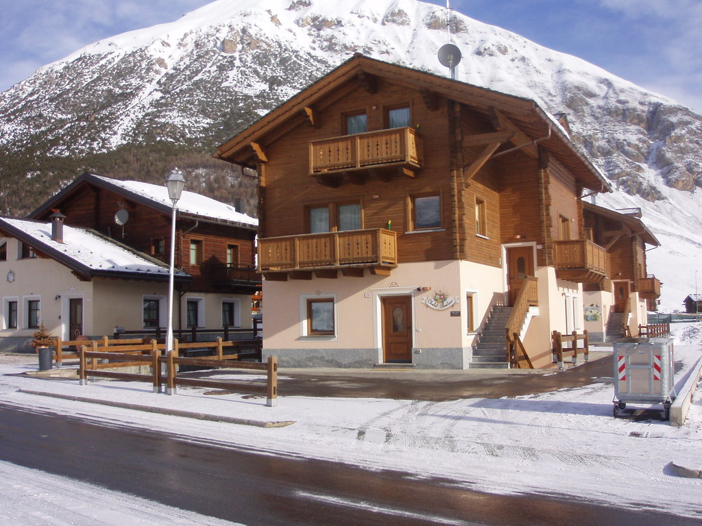 Chalet Beatrice Apartments